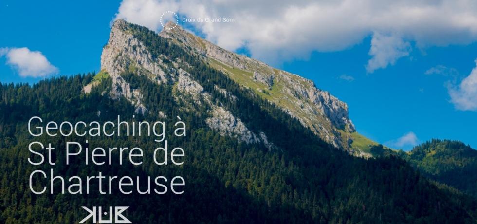 Geocaching à St Pierre de Chartreuse !